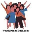 Whats Group Names